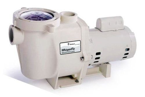 Pentair 11583 High Performance WhisperFlo Swimming Pool Pump 3HP 230V