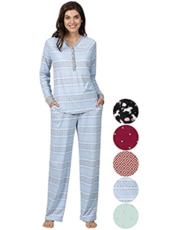 b8e1ce934ae4d2 Addison Meadow Pajamas for Women - PJ Sets for Women, Whisper Knit