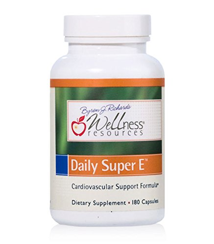 Daily Super E - Large 180 by Wellness Resources