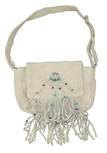 native-american-natural-beaded-suede-fringe-leather-purse-bag