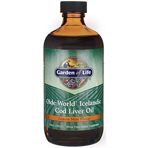 Garden Life Icelandic flavour liquid