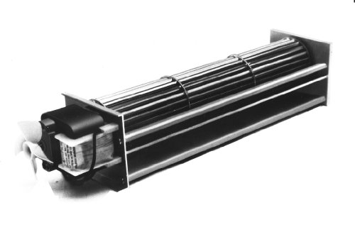Fasco B22507 Direct Drive Free Air Output Transflo Blower with Sleeve Bearing, 3100rpm, 115V, 60Hz, 0.85amps, 115 - Transflo Blower
