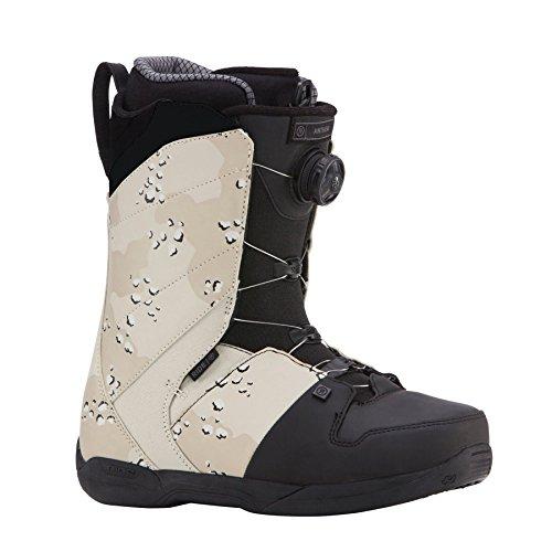 Ride Mens Anthem Snow Boots R170300807, Desert Camo, (Anthem Boots)