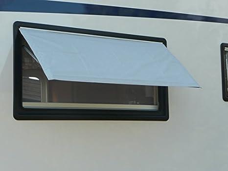 Sippel GmbH Das ORIGINAL - Fensterabdeckung/Sonnenschutz fü r Wohnmobil und Wohnwagen (117 x 54)