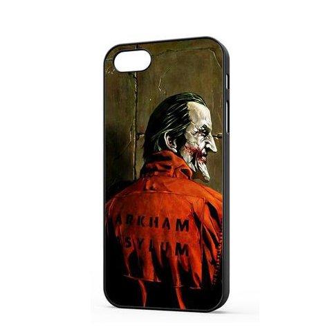 Coque,The Joker Arkham Asylum Coque iphone 5 Case Coque, The Joker Arkham Asylum Coque iphone 5s Case Cover