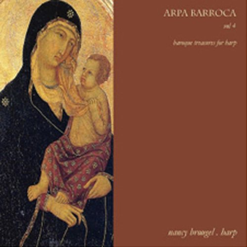 Arpa Barroca Vol. 4 / Baroque Harp Vol 4