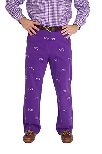 TCU Horned Frogs Men's Purple Stadium (Tcu Mens Pants)