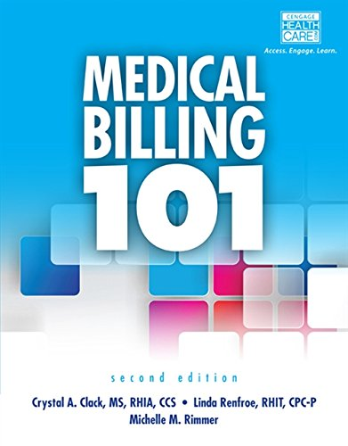 Medical Billing 101  With Cengage Encoderpro Demo Printed Access Card And Premium Web Site  2 Terms  12 Months  Printed Access Card   Mindtap Course List