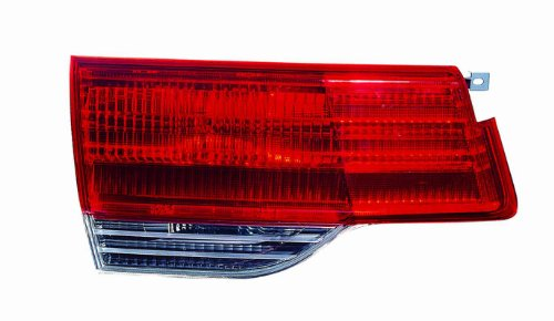 Depo 317-1331L-AS Honda Odyssey Driver Side Inner Tail Lamp Assembly with Bulb and Socket ()