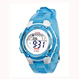 Changeshopping(TM) Children Boys Girls Swimming Sports Digital Waterproof Wrist Watch