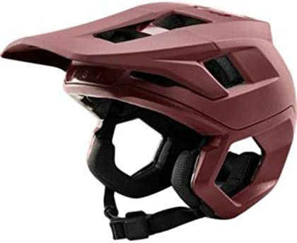 Fox Dropframe Pro MTB Cycling Helmet - Red-54-56cm: Amazon.es ...