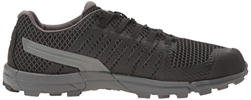 Inov8 Roclite 290 Trail Running Shoes - AW18 Black/Grey XfA0tdhw