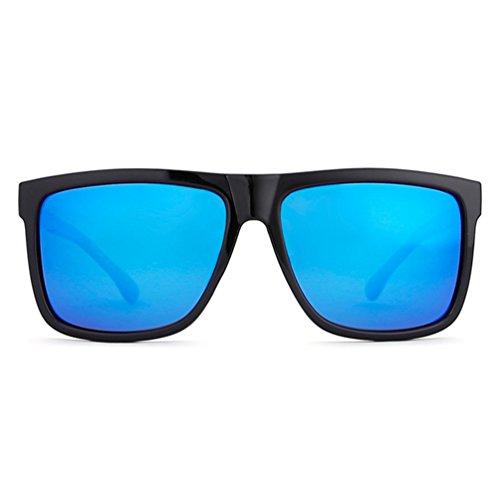 Sport de Soleil Lunettes Polarisées Lunettes Casual Square de 4 Lvguang Lunettes Sunglasses Homme Style de Conduite AYFRnwXxq
