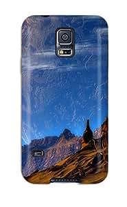 Tough Galaxy QgQWTbA3386ShMZI Case Cover/ Case For Galaxy S5(3d)
