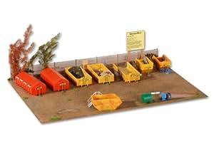 Kibri - Casa de decoración para modelismo ferroviario (38155)