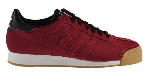 Adidas Originals Samoa Mens' Shoes Bordeaux/Bordeaux/Black g98974 (9.5 D(M) US)
