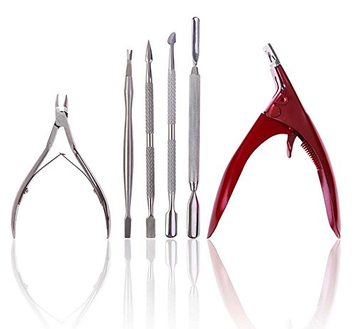 SHANY Manicure Tool Set - All in one Manicure/Pedicure Kit