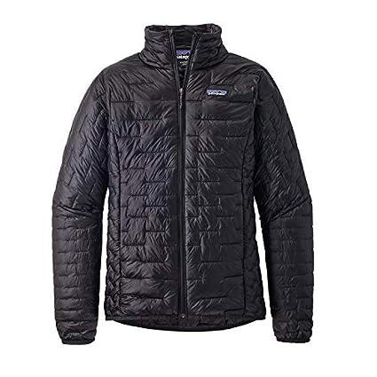 d2df4ca997d Amazon.com: Patagonia Women's Micro Puff Jacket Black Size M: Sports ...