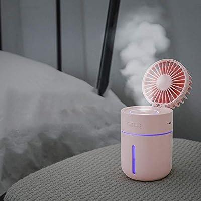 Monland USB Humidificador de Mano Niebla Rociador de Agua Aire ...