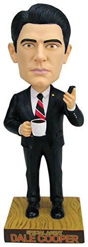 Bif Bang Pow! Twin Peaks Agent Cooper Bobble Head -