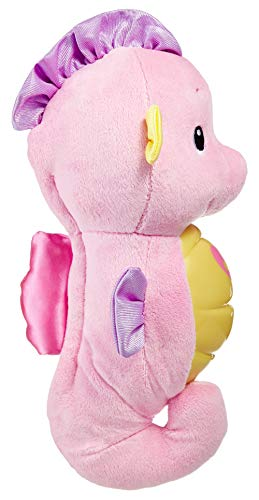Fisher-Price Soothe & Glow Seahorse, Pink