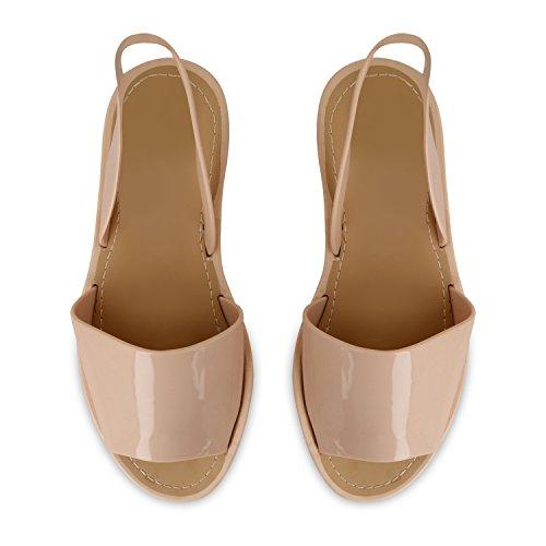 Footwear Sensation - Sandalias para mujer Azul - azul marino