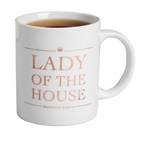 Downton Abbey  Lady of the House Ceramic Coffee Mug 11oz
