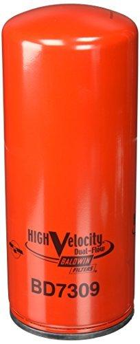 Baldwin BD7309 Heavy Duty Lube Spin-On Filter by Baldwin