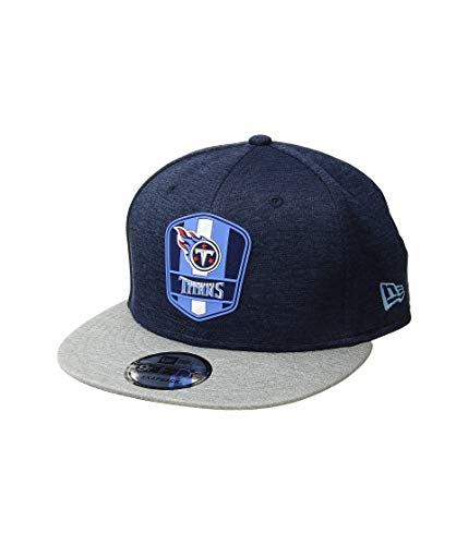 - New Era Tennessee Titans 2018 NFL Sideline Road Official 9FIFTY Snapback Hat : OSFM