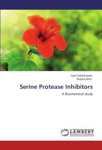 Serine Protease Inhibitors: A Biochemical study