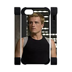 Every New Day The Hunger Games Peeta Mellark Josh Hutcherson Unique Custom iphone 5c iphone 5c or Best Polymer+ Rubber 3D Cover Case