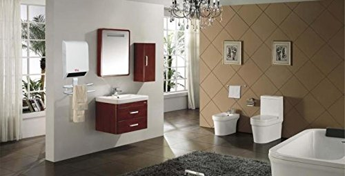 Leroy Merlin BH-1600GK Radiador del baño triunfado con 1600 W toalleros Secadora, 220 V, Blanco: Amazon.es: Bricolaje y herramientas