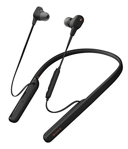 Sony WI1000XM2/B Wireless Noise-canceling in-Ear Headphones (Certified Refurbished)