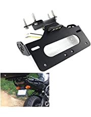 Fender Eliminator/Tail Tidy Fit for FJ-09/MT-09 Tracer/Tracer900/Tracer 900 GT 2015-2018 2019 2020 2021, With LED License Plate Light , Compatible with OEM / Stock and Aftermarket Blinkers