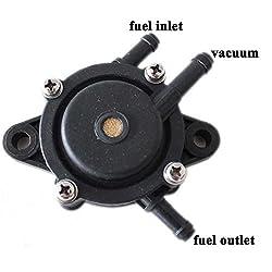 HIPA Fuel Gas Pump for Briggs Stratton 491922 6910