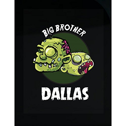 Prints Express Halloween Costume Dallas Big Brother Funny Boys Personalized Gift - Sticker]()