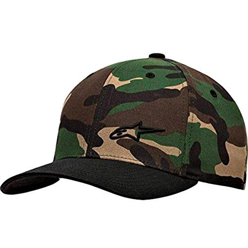 Alpinestars Men's Seen Hat, Brown, L/XL