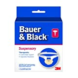 3M Bauer and Black 0-16 Suspensory, Extra Large