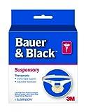 3M Bauer and Black 0-16 Suspensory, Medium