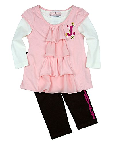 - Juicy Couture Bubble Top, T-shirt and Leggings (6/12)