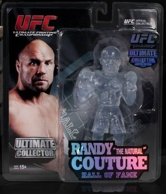 Randy Couture (Hall of Fame) Round 5 UFC Ultimate Collector Series 10 Limited Edition #/500