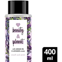 Love Beauty And Planet Conditioner Argan Oil & Lavender 400 mL
