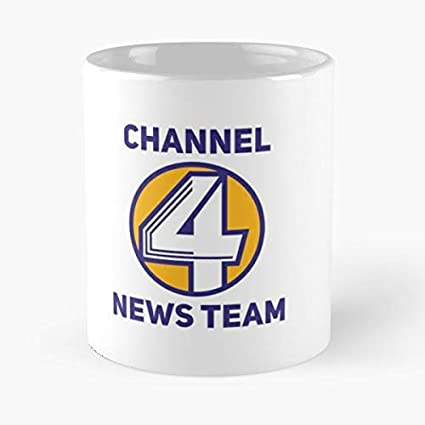 92Wear Anchorman Channel 4 News Team Ron Burgundy Brick Mug ...