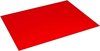Pack 125 Cartulinas Color Rojo Tamaño 50X65 180g: Amazon.es: Oficina y papelería