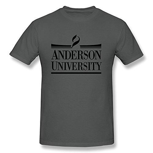 zhaohui-sale-mens-anderson-university-logo-shirt-s-deepheather