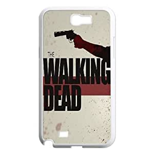 Custom New Cover Case for Samsung Galaxy Note 2 N7100, The Walking Dead Phone Case - HL-541716