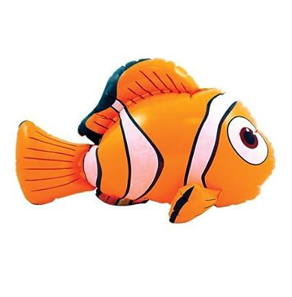 Amazon.com: Partyrama 2 x 45 cm Nemo Pez Payaso inflable ...