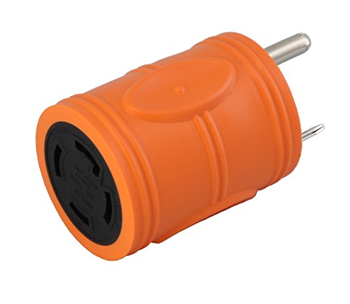 AC Connectors [ADTTL1430] Generator Locking Adapter RV 30...