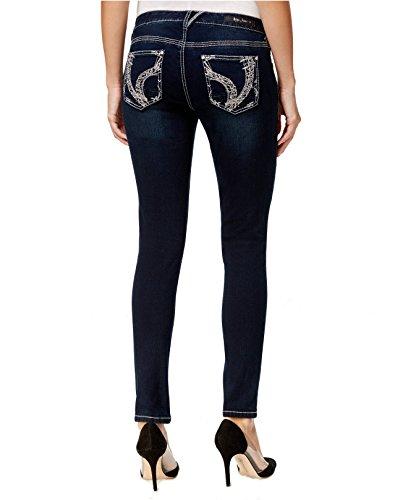 Ariya Juniors' Regular Embellished Skinny Jeans