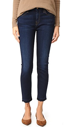 7 For All Mankind Women's The b(air) Ankle Skinny Jeans, Tranquil Blue, 29